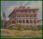 Watercolor of Orianda House